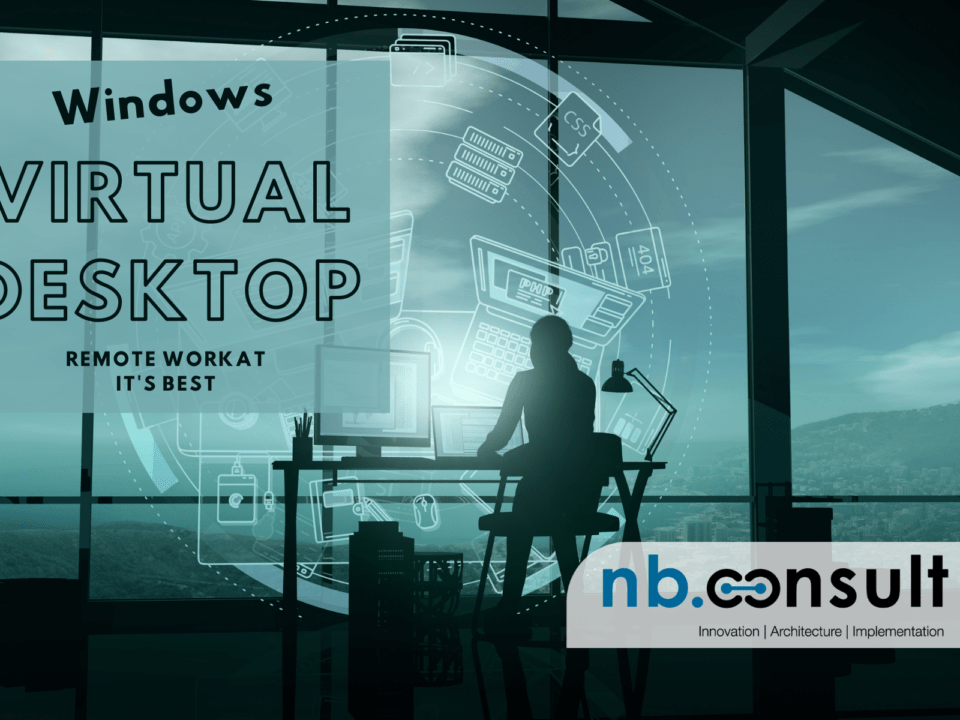NBConsult's Implementation Service for Windows Virtual Desktop Now Available in the Microsoft Azure Marketplace